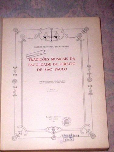 tradições musicais da faculdade de direito de são paulo