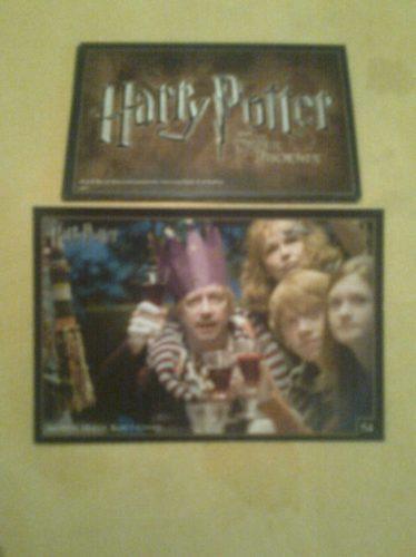 tradings cards nº 54  harry potter  ( la orden del fénix)