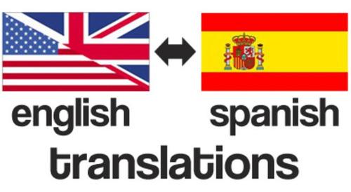 traduccion científico-técnica inglés-español español-inglés