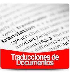 traducción de documentos, trabajos universitarios, proyectos
