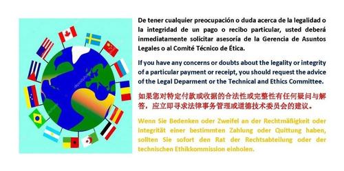traducción/ interpretación. chino - alemán - inglés