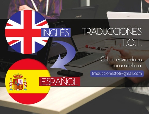 traducción profesional inglés - español