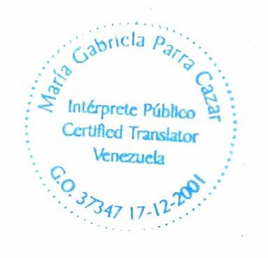 traducciones certificadas inglés-español intérprete público