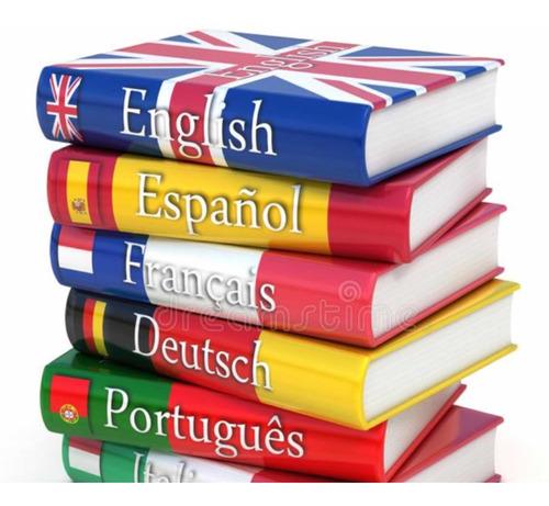 traducciones de inglés o portugués a español y viceversa