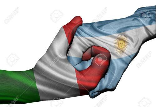 traducciones de italiano para presentar en consulado