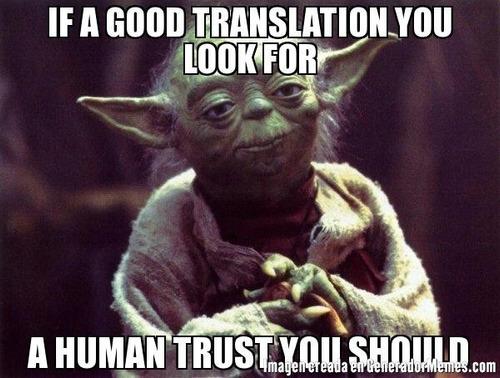traducciones inglés-español / español-inglés