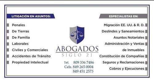 traducciones legales en santiago de los caballeros, rep. dom