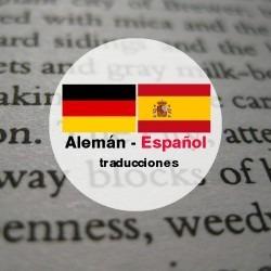 traducciones traductor alemán español actual,antiguo,gótico