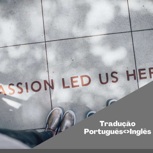 tradução de material científico português/inglês