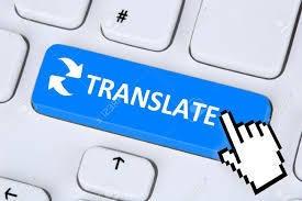 tradução de texto