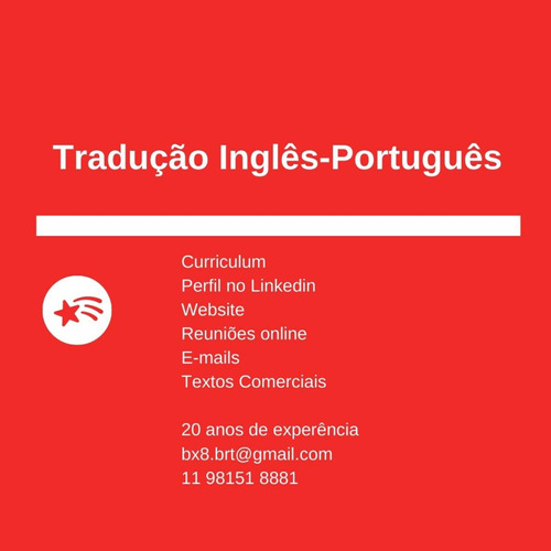 tradução inglês português