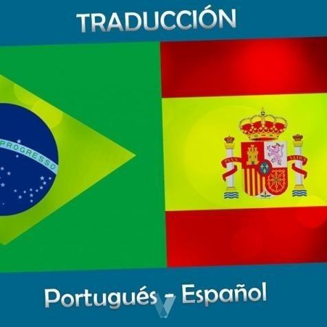 traduções do português para o espanhol