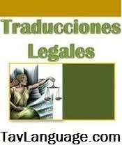 traductor legal - público -certificado - inglés - esp
