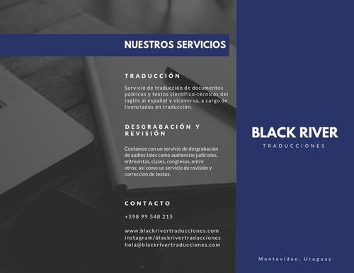 traductor público - traducciones inglés-español