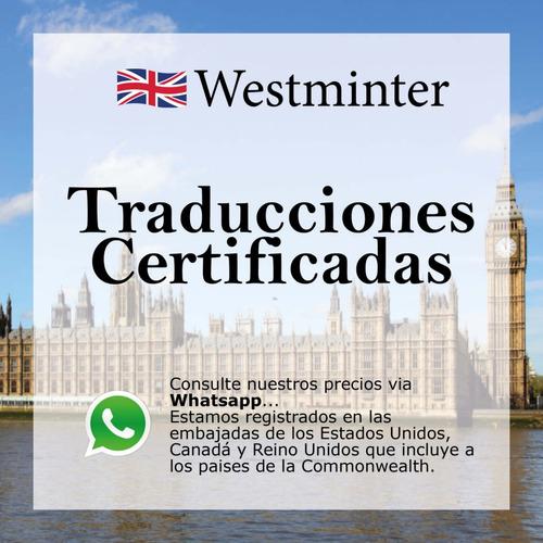 traductor público/intérprete simultáneo en inglés