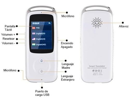 traductor smart inteligente tiempo real 18 idiomas android