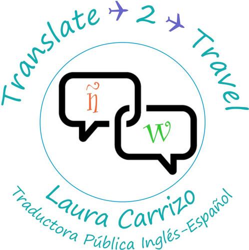 traductora matriculada colegio de traductores inglés-español