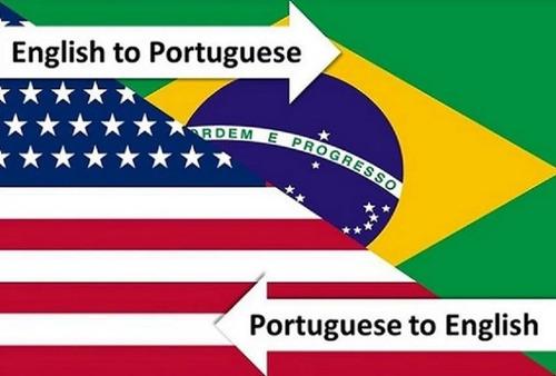 tradutor inglês - português / português - inglês