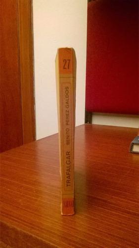 trafalgar benito pérez galdos biblioteca básica salvat