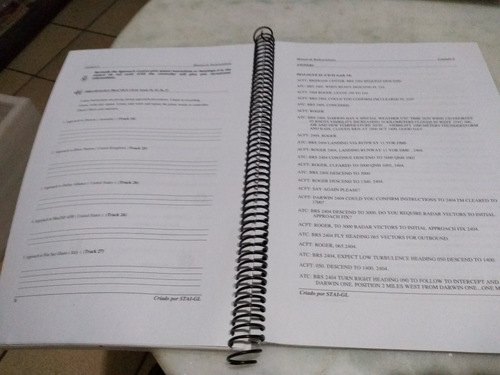 tráfego aéreo internacional-manual de radiotelefonia