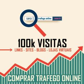 5fe4054c44 100 Mil Visitas Em Seu Site no Mercado Livre Brasil
