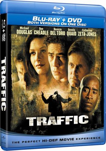 traffic (blu-ray / dvd)
