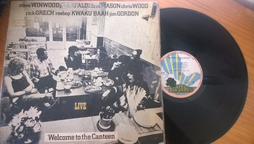 traffic lp welcome to the canteen