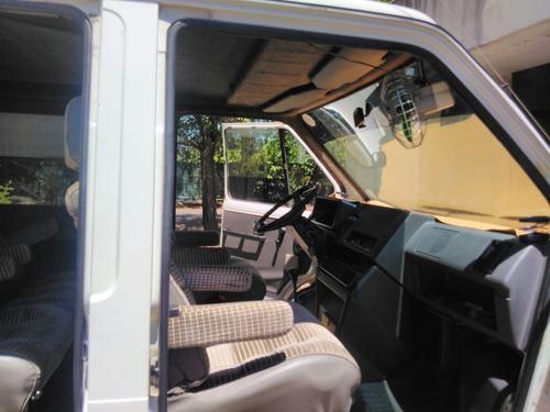 trafic 2.2 diesel 1995. solo uso familiar
