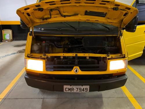 trafic motor 2.2 amarela 1998 curta