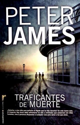 traficantes de muerte(libro )