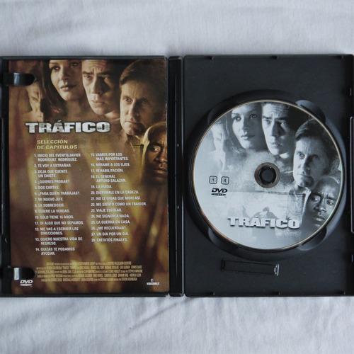 trafico pelicula dvd