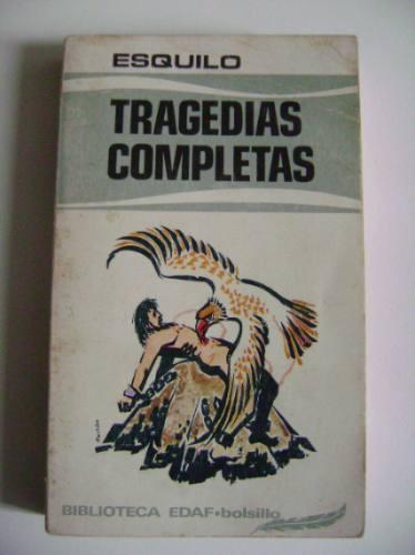 tragedias completas / esquilo