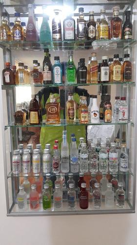 tragos licor miniatura whisky ron vodka fernet tequila jager