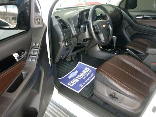 trailblazer 3.6 ltz 4x4 v6 gasolina 4p automatico 2015/2015