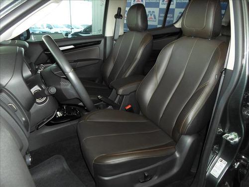 trailblazer 3.6 ltz 4x4 v6 gasolina 4p automático