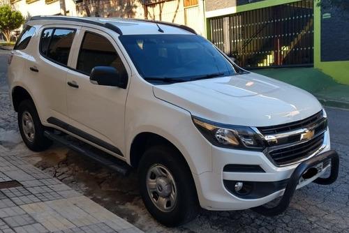 trailblazer lt 2.8 diesel 4x4 automatica 7 lugares (hilux)