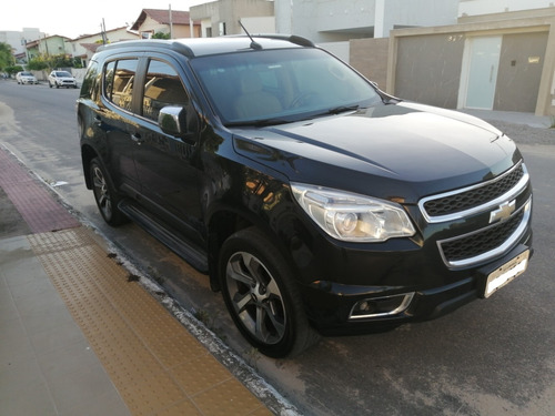 trailblazer ltz 4x4 - 2.8 turbo diesel - 07 lugares