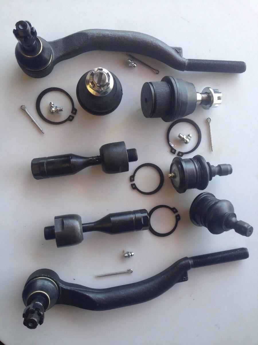2004 Chevrolet Trailblazer >> Trailblazer Muñones Terminales Rotulas Chevrolet Mesetas ...
