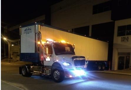 trailer 2 ejes furgonado 96 m3 carga seca