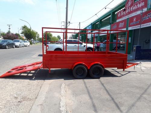 trailer, 3000kg