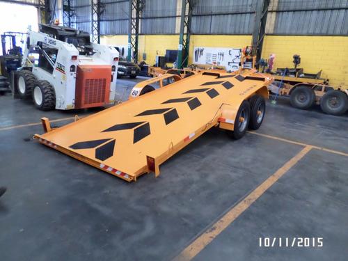 trailer 5000 kg  autos camionetas auxilio camilla minipala