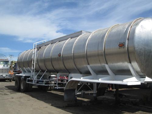trailer acero inoxidable 10500 galones