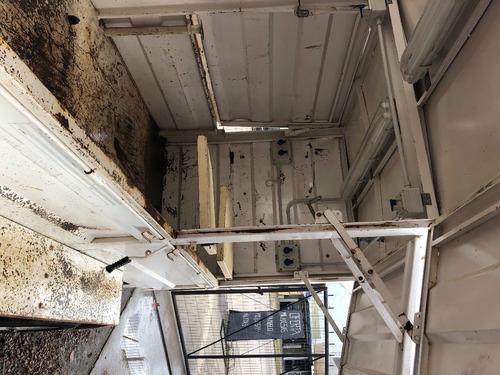 trailer acoplado taller 2,5 toneladas
