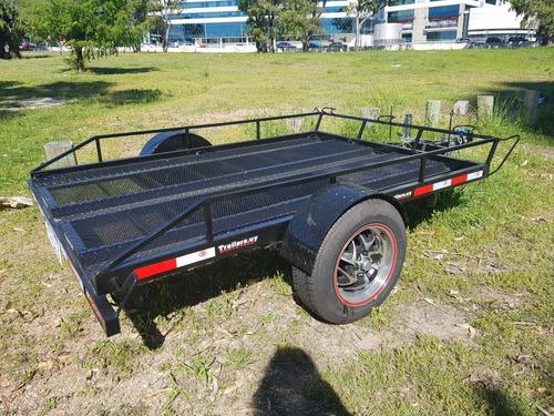 trailer alquiler para motos, cuatriciclo 2 modelos distinto$