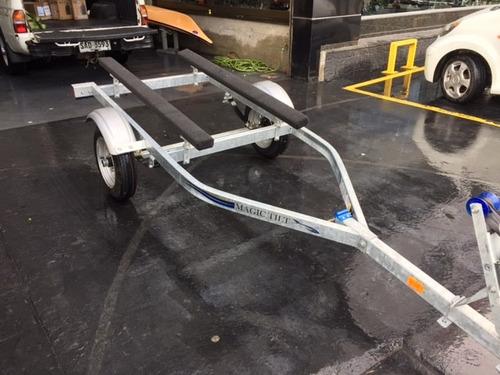 trailer americano moto de agua galvanizados botes jet ski