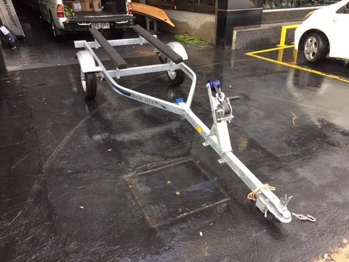 trailer americano moto de agua rodillo cama botes jet ski