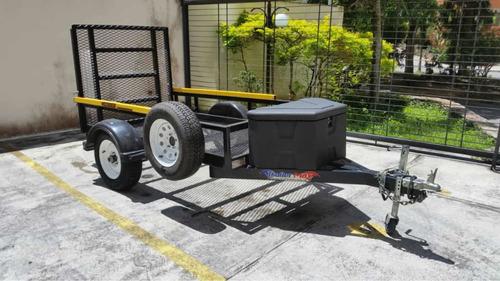 trailer atv para moto 4ruedas