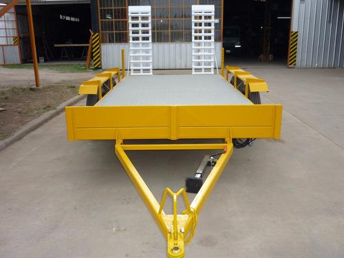 trailer autos auxilio mecanico iva incluido acoplado playo