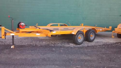 trailer autos auxilio vehiculo