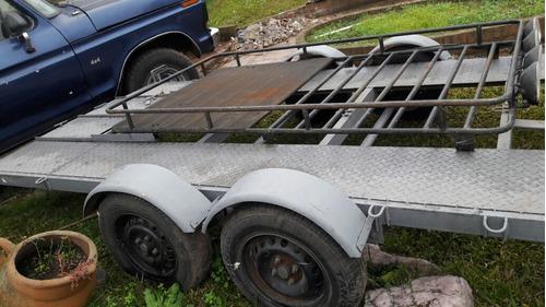 trailer aux  2500kg